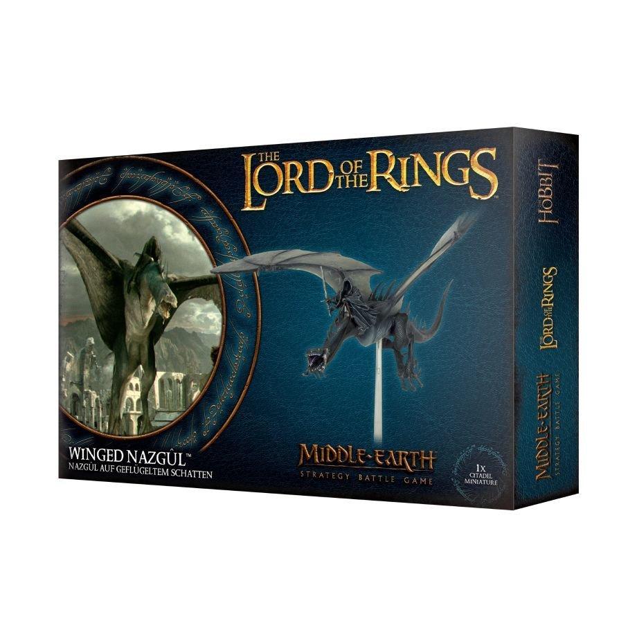 LOTR: NAZGÛL AUF GEFLÜGELTEM SCHATTEN - Lord of the Rings - Games Workshop 99121466012