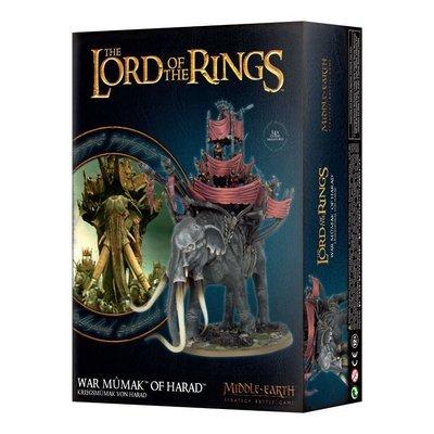 LOTR: KRIEGSMÛMAK VON HARAD - Lord of the Rings - Games Workshop