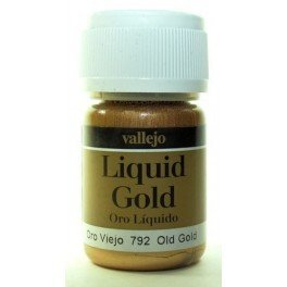 Liquid Gold - Old Gold 792 - Vallejo