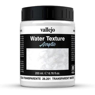 Water Texture - Transparent Water - Vallejo