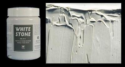 Ground Texture - White Stone - Vallejo