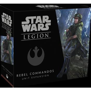 FFG - Star Wars Legion - Rebellenkommandos Rebel Commandos Unit Expansion - Fantasy Flight Games