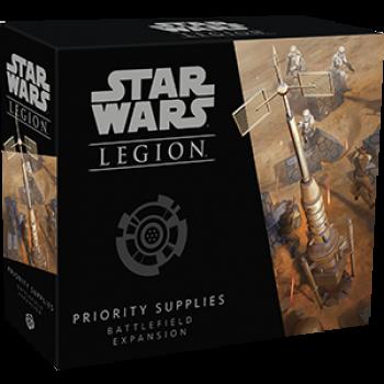FFG - Star Wars Legion - Priority Supplies Battlefied Expansion - Fantasy Flight Games FFGSWL16