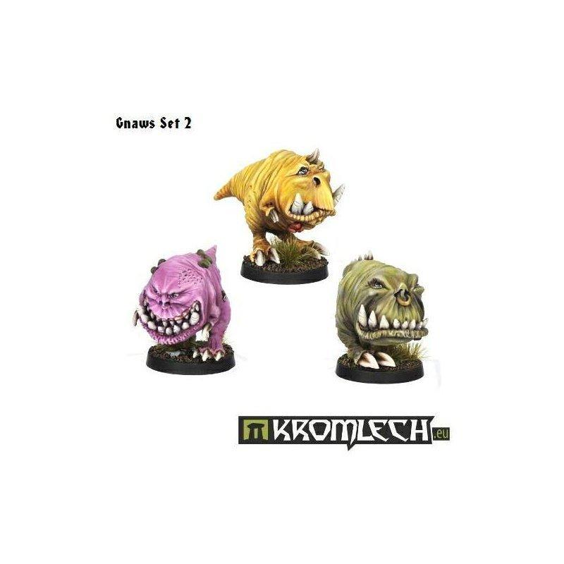 Gnaws Set 2 (3) - Kromlech KRM037