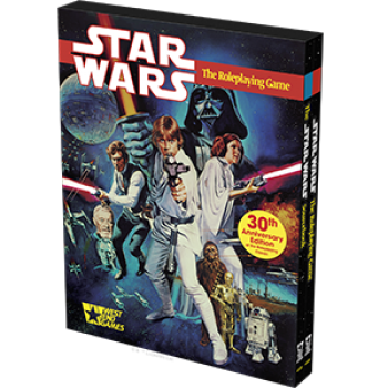 FFG - Star Wars: The Roleplaying Game 30th Anniversary Edition - EN FFGSWW01