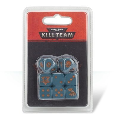 KILL TEAM: ELUCIDIAN STARSTRIDERS DICE Würfel - Warhammer 40K - Games Workshop