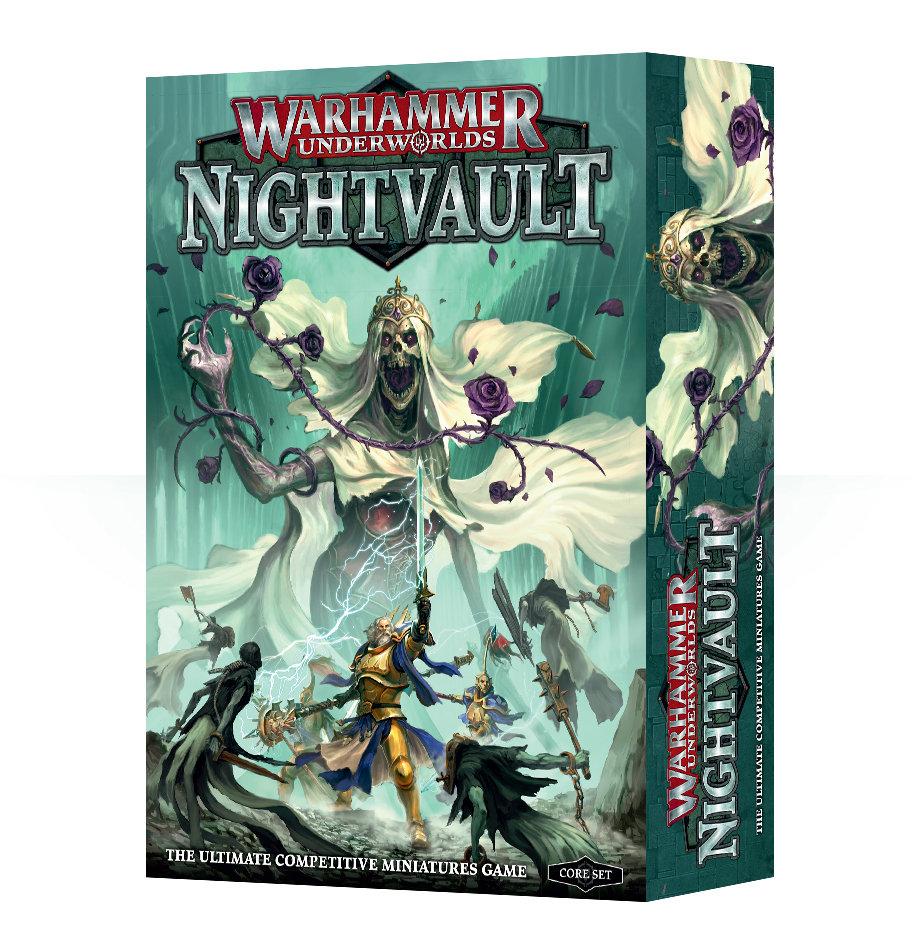 Warhammer Underworlds: Nightvault (Deutsch) - Warhammer Underworlds - Games Workshop