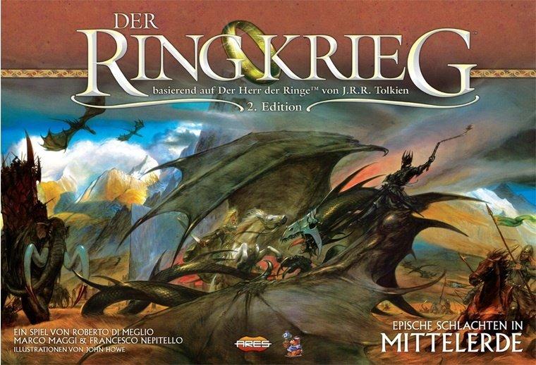 Der Ringkrieg 2. Edition - Asmodee