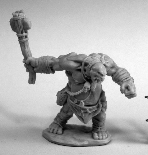 Ogre Smasher - Bones - Reaper Miniatures 77455-bones