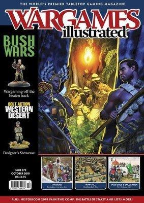 Wargames Illustrated #372 - Heft Oktober 2018