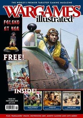 Wargames Illustrated #373 - Heft November 2018