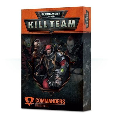 Kill Team: Commanders Expansion Set (Englisch) - Games Workshop