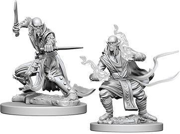 D&D Nolzur's Marvelous Miniatures - Githzerai WZK73351