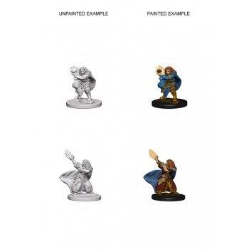 D&D Nolzur's Marvelous Miniatures - Dwarf Female Wizard