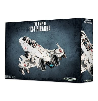 TX4 Piranha Tau Empire - Warhammer 40.000 - Games Workshop