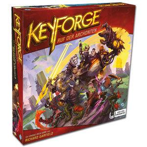 Keyforge: Ruf der Archonten Starter - DEUTSCH FFGKF01d
