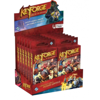 KeyForge: Call of the Archons - Archon Deck Display (12 Decks) - ENGLISH FFGKF02edis