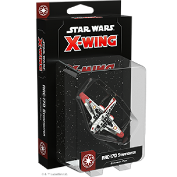 Star Wars X-Wing: ARC-170 Starfighter Expansion Pack - Deutsch