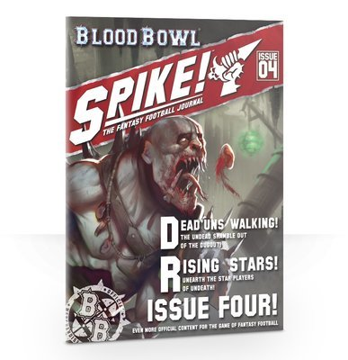 Spike!-Journal: Ausgabe 4 - Blood Bowl - Games Workshop