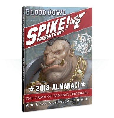 The 2018 Blood Bowl Almanac (Englisch) - Games Workshop