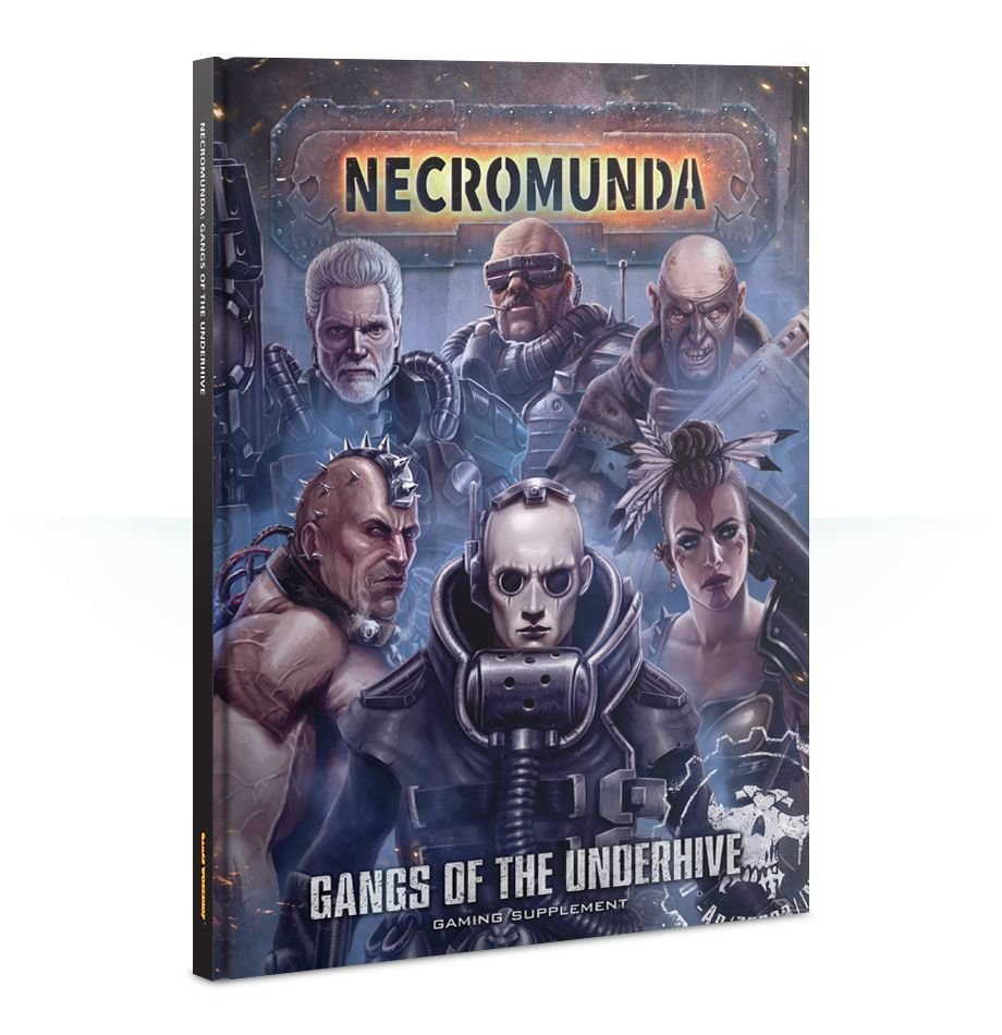 Necromunda Gangs of The Underhive (Englisch) - Games Workshop