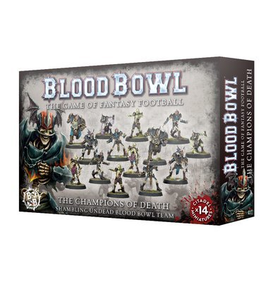 BLOOD BOWL: Champions of Death Undead - Blood Bowl - Games Workshop