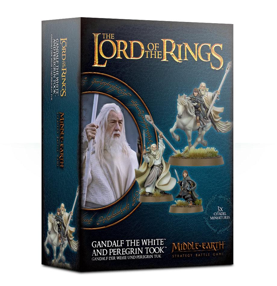 Gandalf™ der Weiße und Peregrin Tuk™ - Lord of the Rings - Games Workshop 99221499015