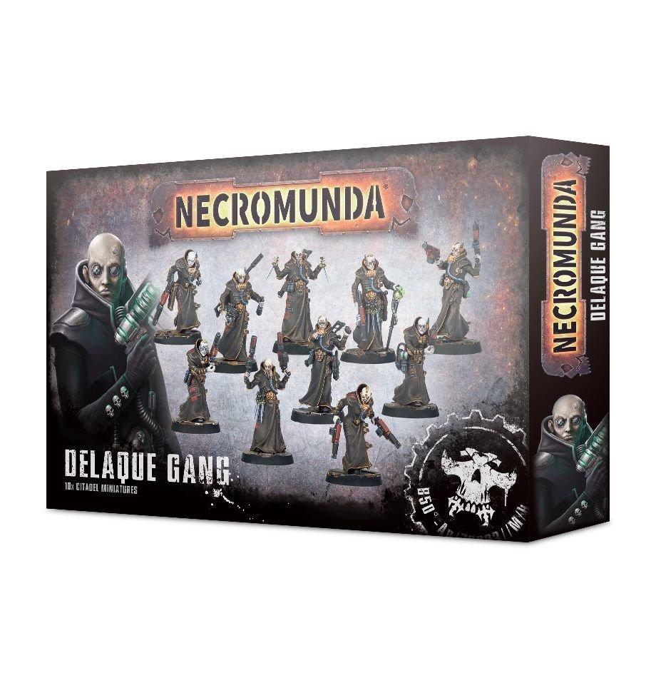Necromunda: Delaque Gang - Games Workshop 99120599008