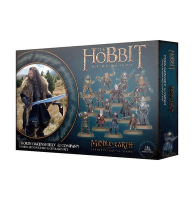 Thorin Eichenschild™ und Gefolgschaft - Lord of the Rings - Games Workshop