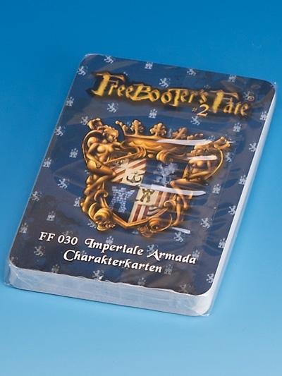 FF 030 Imperiale Armada Charakterkarten #2 - Freebooter's Fate FF030