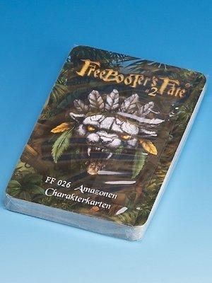 FF 026 Amazonen Charakterkarten #2 - Freebooter's Fate