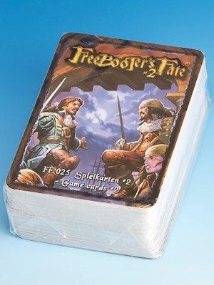 FF 025 Spielkarten #2, D/E - Freebooter's Fate