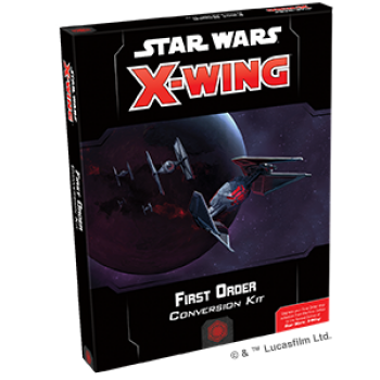 Star Wars X-Wing: First Order Conversion Kit - EN