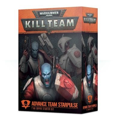T'au-Empire-Starterset für Kill Team: Vorhutteam Sternpuls - Warhammer 40K - Games Workshop