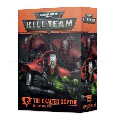 Kill Team: The Exalted Scythe – Necrons Starter Set (Englisch) - Warhammer 40K - Games Workshop