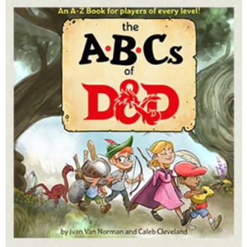 D&D Dungeons&Dragons - ABCs of D&D - EN WTCC61170000