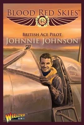 Johnny Johnson (Spitfire) - Blood Red Skies - Warlord Games
