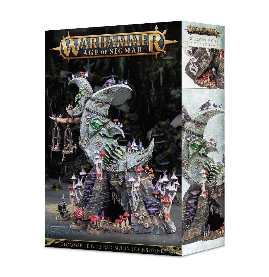Bad Moon Loonshrine - Gloomspite Gitz - Warhammer Age of Sigmar - Games Workshop