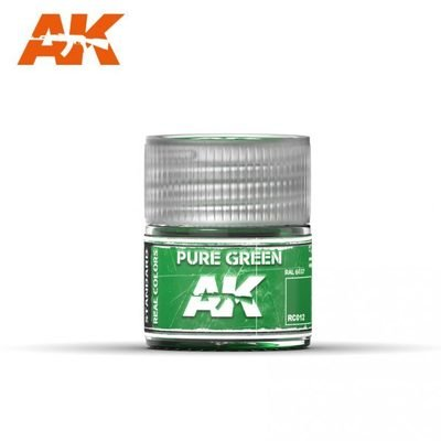 Pure Green - Real Colors - AK Interactive