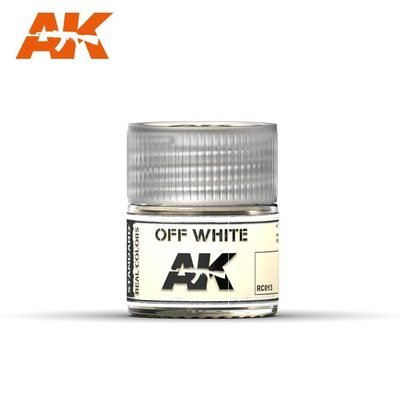 Off White - Real Colors - AK Interactive