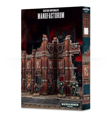 Sector Imperialis: Manufactorum - Warhammer 40K - Games Workshop