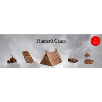 Hunter's Camp - Terrain Crate - Mantic Games