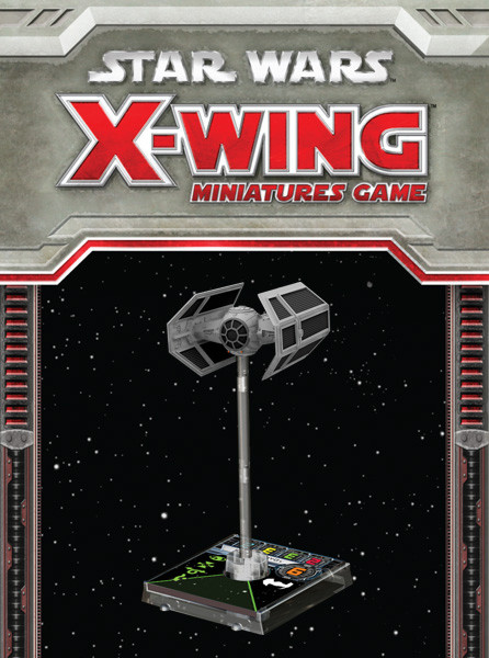 Star Wars: X-Wing Miniaturen-Spiel - TIE Advanced Erweiterung-Pack Deutsch