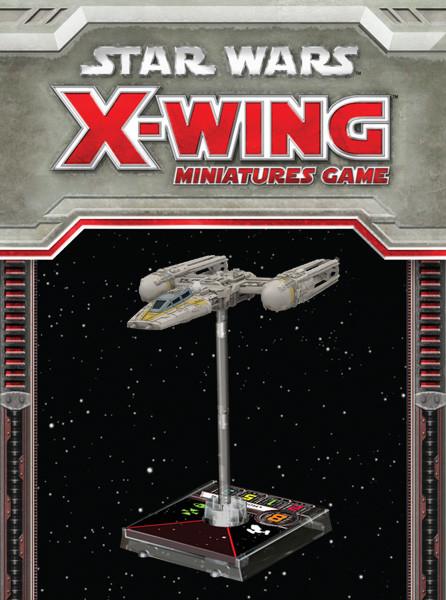 Star Wars: X-Wing Miniaturen-Spiel - Y-Wing Erweiterung-Pack Deutsch