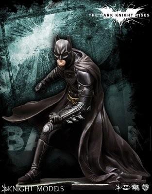 Batman (Dark Knight Rises) 70mm DC Comics - Batman Miniature Game