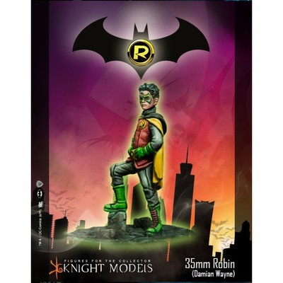 Robin (Damian Wayne) - Batman Miniature Game