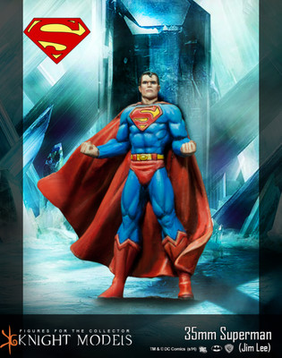 Superman (Jim Lee) DC Comics - Batman Miniature Game