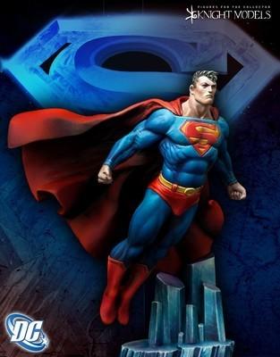 Superman 70mm DC Comics - Batman Miniature Game