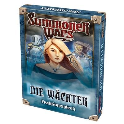 Summoner Wars - Die Wächter - Fraktionsdeck - Uhrwerk Verlag
