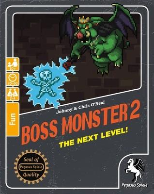 Boss Monster 2 - Kartenspiel - Pegasus Spiele